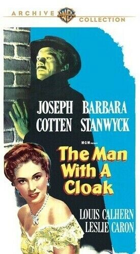 Man with a Cloak (2010, DVD NEW)