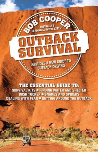 Outback Survival by Bob Cooper (English) Paperback Book Free Shipping!
