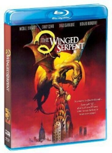 Q: The Winged Serpent (2013, Blu-ray NEW)