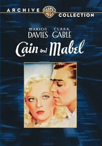 Cain and Mabel (2010, DVD NEW)