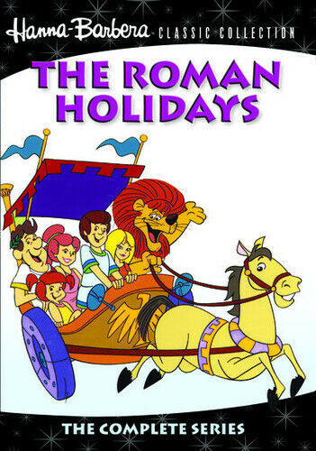 Roman Holidays: The Complete Series [2 Discs] (2013, DVD NEW) DVD-R
