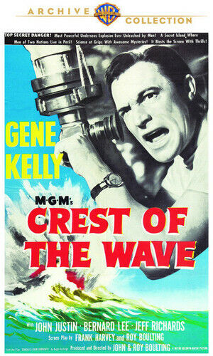 Crest of the Wave (2012, DVD NEW)