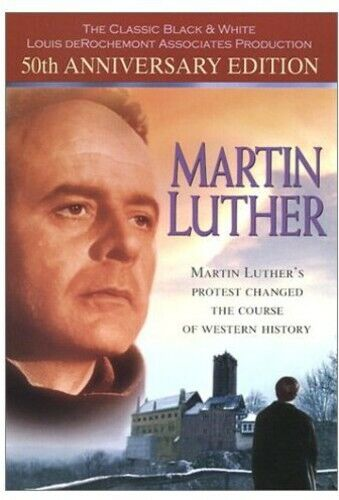 Martin Luther (2007, DVD NEW)