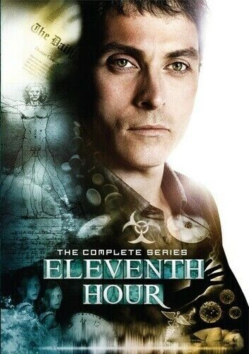 Eleventh Hour: The Complete Series [6 Discs] (2010, DVD NEW) DVD-R/WS