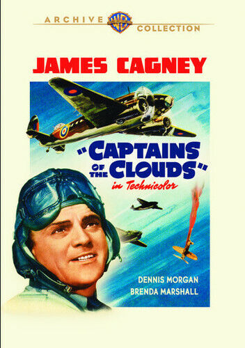 Captains Of The Clouds (2014, DVD NEW)