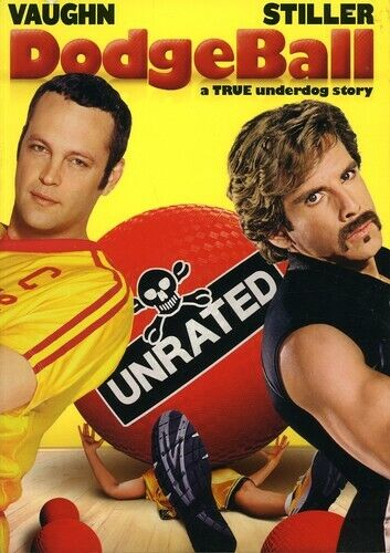 [DVD NTSC/1 NEW] DODGEBALL: A TRUE UNDERDOG STORY [UNRATED]