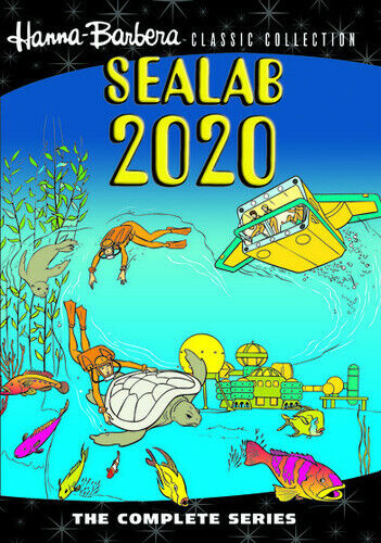 Hanna-Barbera Classic Collection: Sealab 2020 - The Comple (2012, DVD NEW) DVD-R