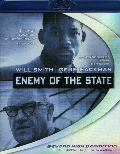 Enemy of the State (2006, Blu-ray NEW)