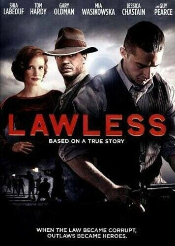 Lawless [New DVD]