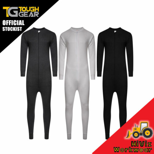 Thermal All in One Union Suit Full Sleeve Long Johns Heat Trap Mens Jumpsuit