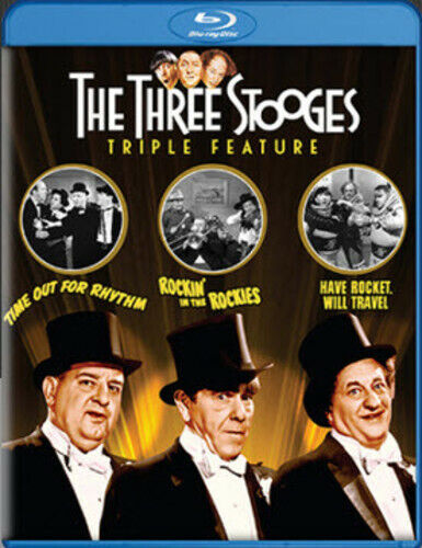 Three Stooges Collection: Volume One (2015, Blu-ray NEW)