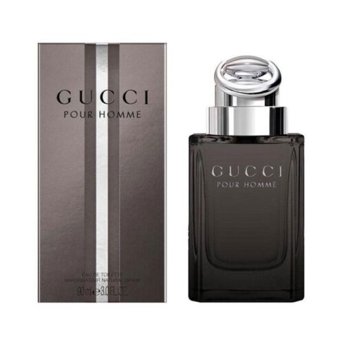 Gucci By Gucci Pour Homme 90ml EDT (M) SP Mens 100% Genuine (New)