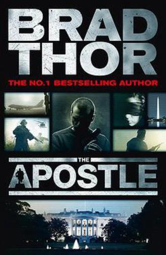 The Apostle: Scot Harvath 8 by Brad Thor Paperback Book Free Shipping!