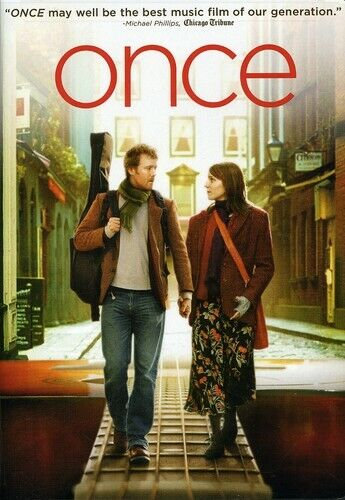Once (2011, DVD NEW)