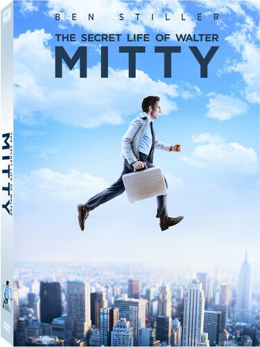 Secret Life of Walter Mitty (2014, DVD NEW) WS