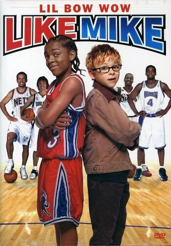 Like Mike (2012, DVD NEW) WS