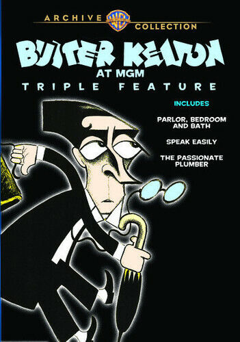 Buster Keaton at MGM Triple Feature (2012, DVD NEW)