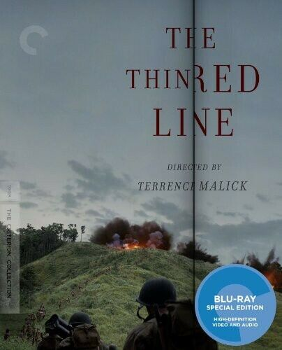 Thin Red Line [Criterion Collection] (2010, Blu-ray NEW) BLU-RAY/WS