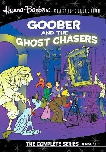 Hanna-Barbera Classic Collection: Goober and the Ghost Cha (2010, DVD NEW) DVD-R