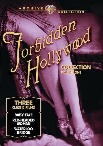 Forbidden Hollywood Collection 1 - 2 DISC SET (2016, DVD NEW)