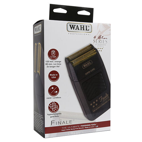 Wahl Professional 8164 5-Star Series Finale Pro Barbershop Finishing Tool - NEW!
