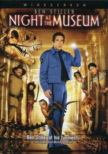 Night at the Museum [WS] (2012, DVD NEW) WS