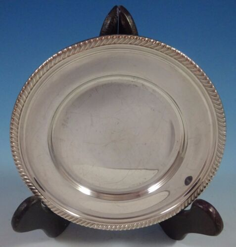 English Gadroon by Gorham Sterling Silver Bread and Butter Plate #180 (#1388)