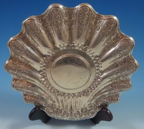 Marmalijo Mexican Mexico Sterling Silver Dish Shell Shape (#1400)