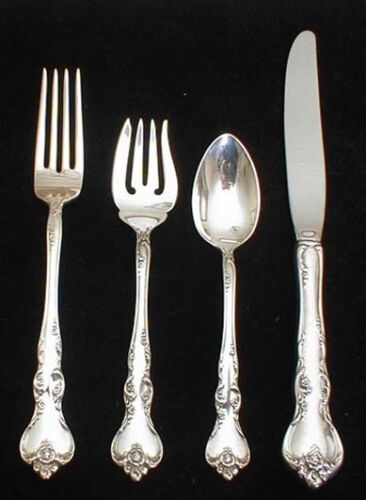 Reed and Barton SAVANNAH 4 pc. place setting(s)