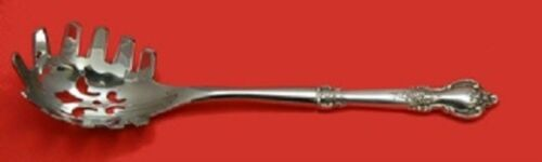 """Delacourt by Lunt Sterling Silver Pasta Server HHWS  11"""" Custom Made"""