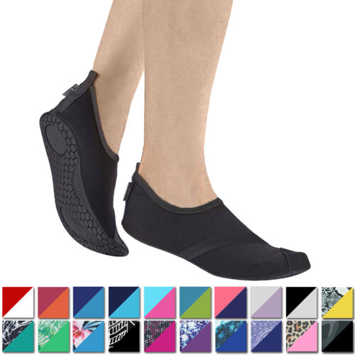 FitKicks Women's Non-Slip Sole Active Footwear