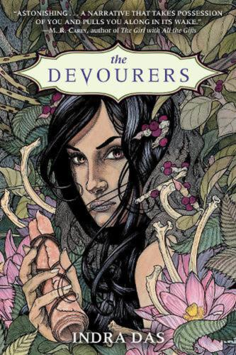 The Devourers by Indra Das (English) Paperback Book Free Shipping!