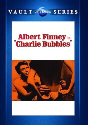 Charlie Bubbles (2017, DVD NEW)