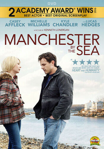 Manchester By The Sea (2017, DVD NEW)
