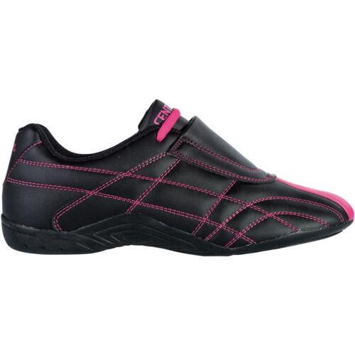 Century Lightfoot Martial Arts Sparring Shoes - Black/Pink <br/> #1 Seller of Century - Over 450,000 Feedbacks