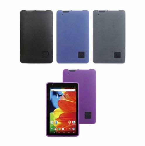 """for RCA Voyager 7"""" RCT6873W42 Android Tablet (2016) Release TPU Gel Case Cover"""