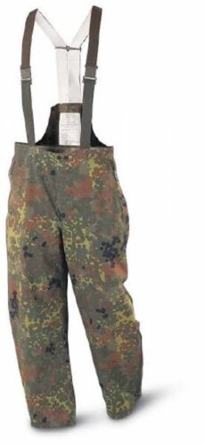 "Gore-tex Bottoms - Wet Weather -German Army surplus Adjustable 36"" To 44"" WaistOther Surplus Military Gear - 36077"