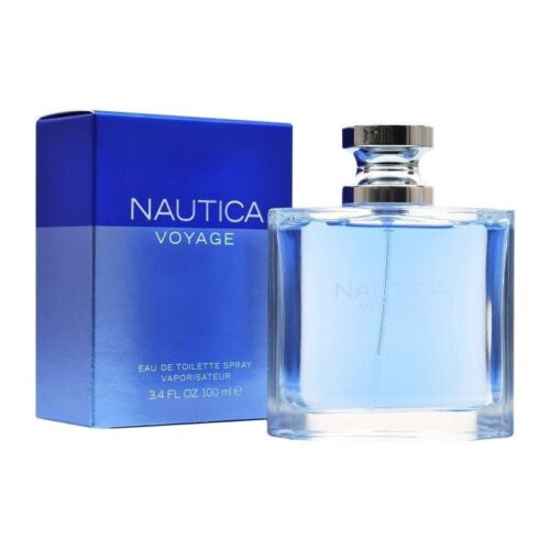 Nautica Voyage 100ml EDT (M) SP Mens 100% Genuine (New)