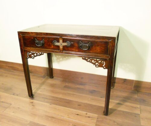 Antique Chinese Ming Desk/Console Table (5579), Circa 1800-1849