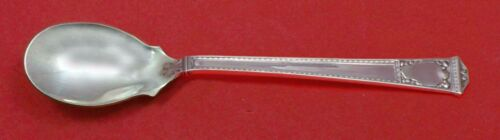 """San Lorenzo by Tiffany and Co Sterling Silver Ice Cream Spoon Custom Made 5 3/4"""""""
