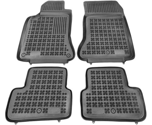 TAPPETI TAPPETINI IN GOMMA Ford Transit Courier dal 2014 2pcs