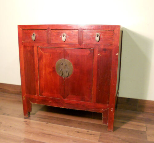 Antique Chinese Ming Cabinet/sideboard (5655), Circa 1800-1849