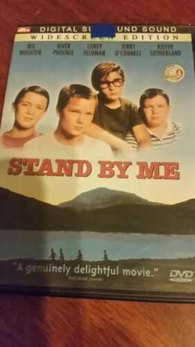 STAND BY ME - WIL WHEATON, RIVER  PHOENIX  DVD R4