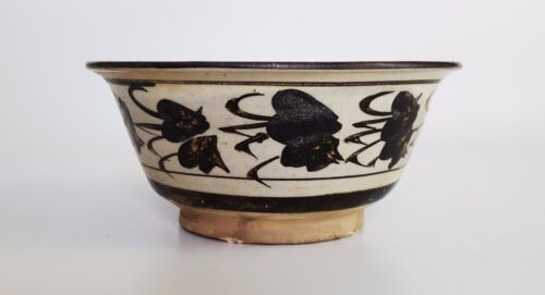 Chinese Antique Song Dynasty Cizhou Bowl Plate Not Vase
