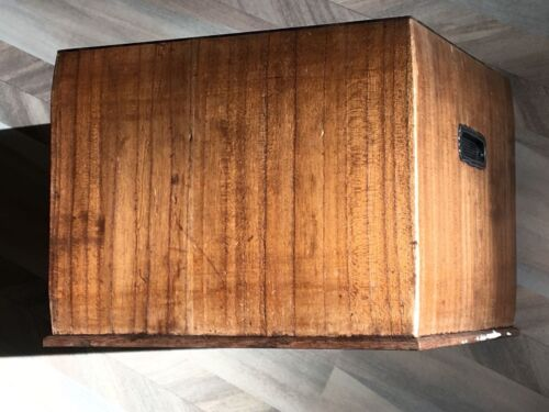 Antique Japanese Hibachi Fire Box