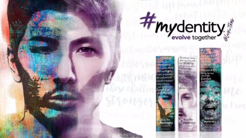 GUY TANG COLOR #MYDENTITY HAIR COLOR (DIRECT DYE,PERMANENT, DEMI, OR BOOSTERS)