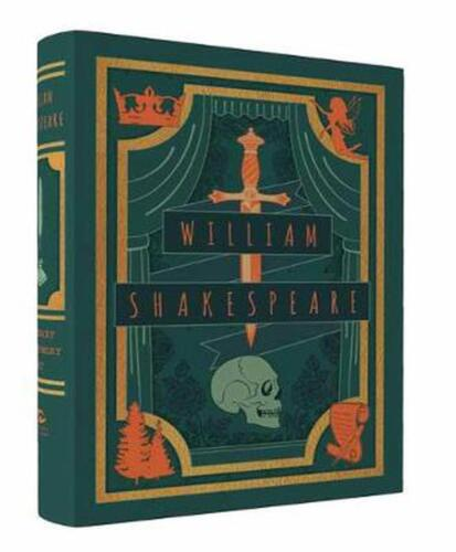 Literary Stationery Sets: William Shakespeare by Insight Editions Hardcover Book