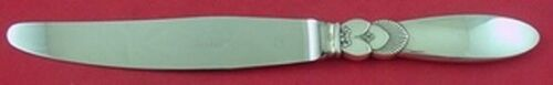 Cactus by Georg Jensen Sterling Silver Dinner Knife Short Handle 9""