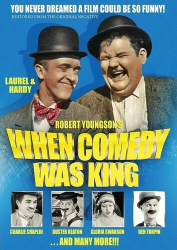 When Comedy Was King (REGION 1 DVD New)