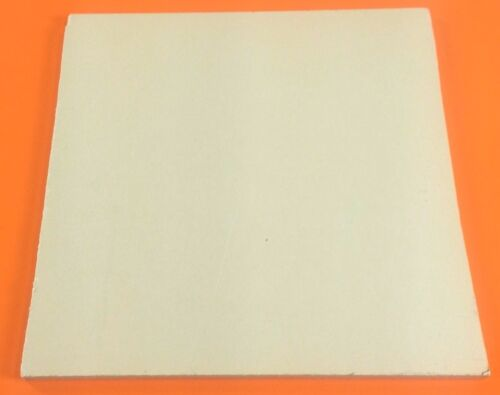 """1 Pc. .187"""" Ivory Paper Micarta Knife Handle Sheet Scales 12"""" x 12"""""""